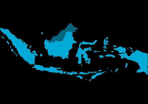 Peta Indonesia Image Credit: lakubgt.com