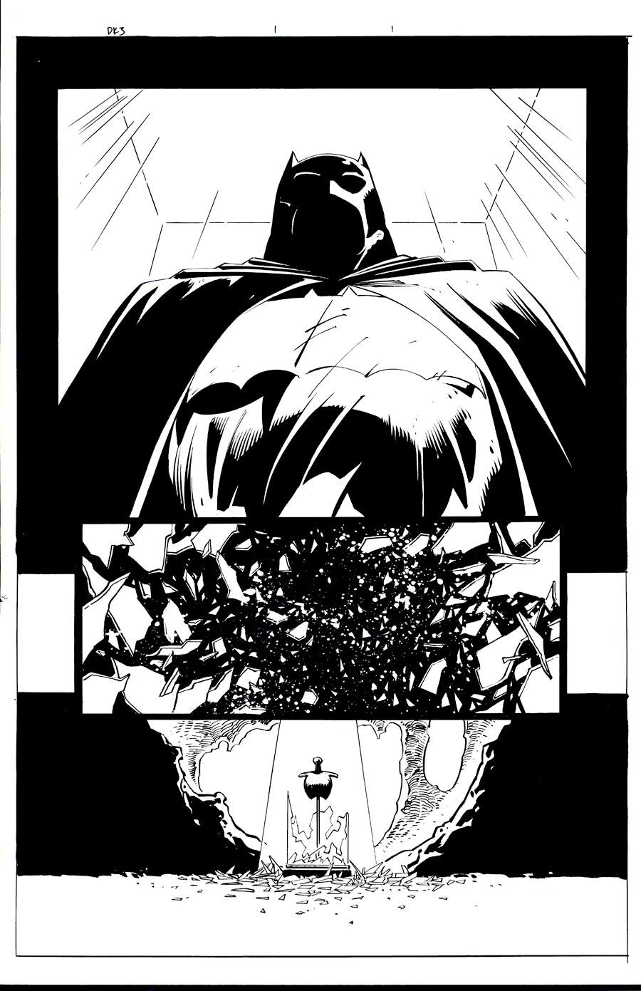 DARK KNIGHT III: THE MASTER RACE #1 - ¡Avance! | Comicrítico