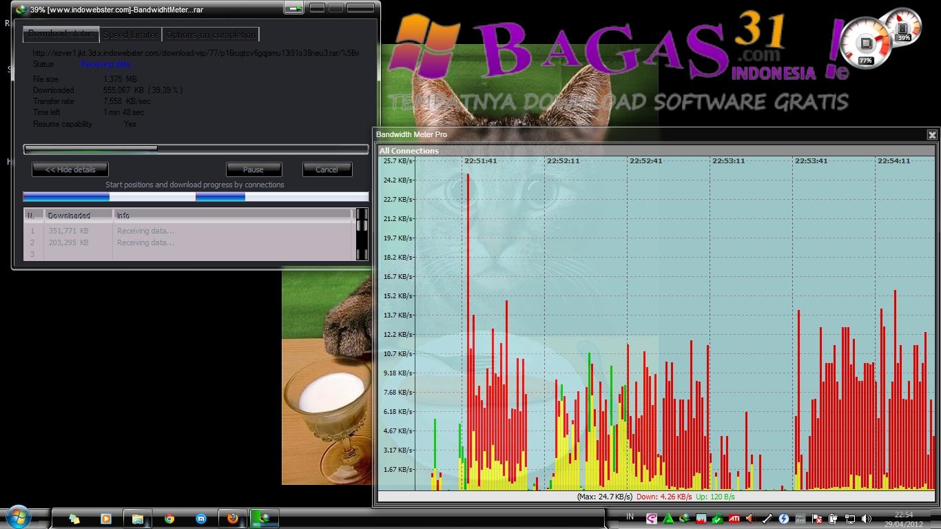 Bandwidth Meter Pro Keygen Free Download