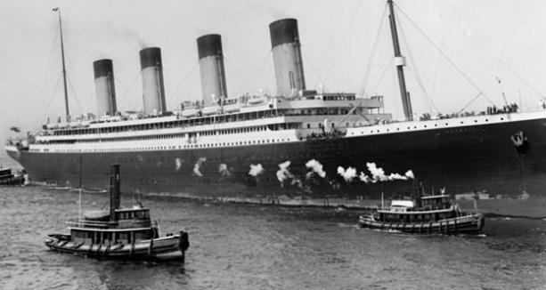 Ειδικοί ανατρέπουν την ιστορία: Φωτιά προκάλεσε το ναυάγιο του Τιτανικού!