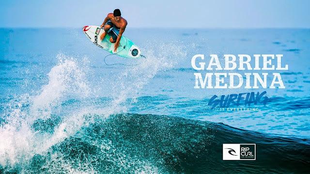 Gabriel Medina - Mirage Boardshorts by Rip Curl