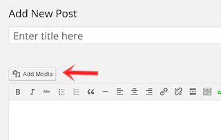 media uploader in wordpress