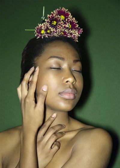 Patricia Ellah: anonymous model.