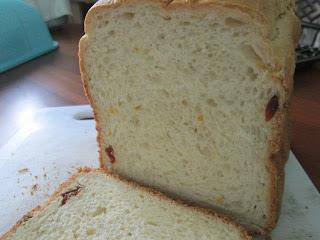 roti oat jagung kismis,roti,bread maker Elba