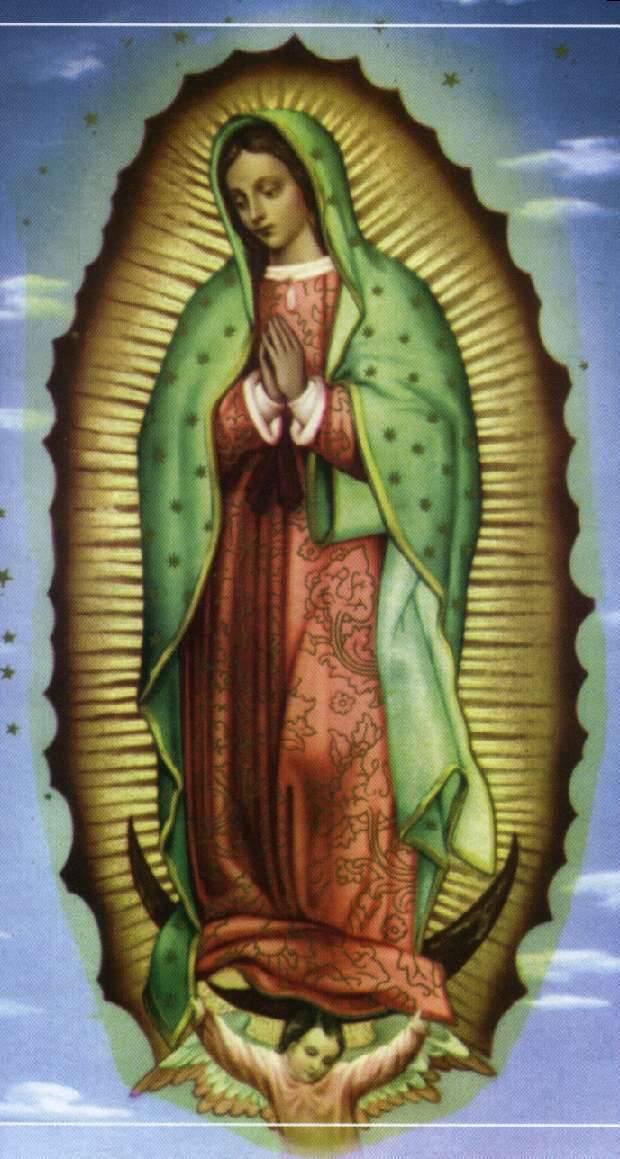 Parroquia el calvario san vicente rese a hist rica parroquia el calvario - Images of la virgen de guadalupe ...