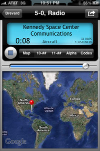 5-0 Radio Police Scanner Lite Apps for iPhone 5