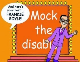 Frankie Boyle - a bit of a cunt