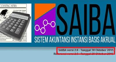update saiba 2.6