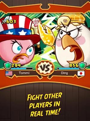 Angry Birds Fight! versi Terbaru