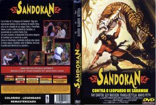 SANDOKAN CONTRA O LEOPARDO DE SARAWAK- REMASTERIZADO