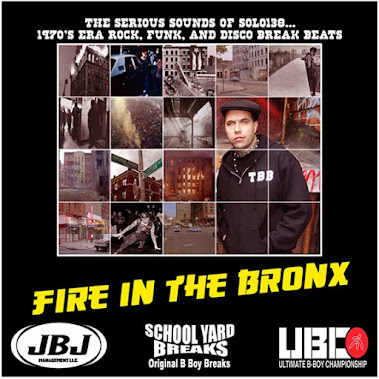 SOLO138 (Fire In The Bronx)