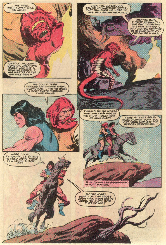 Conan the Barbarian (1970) Issue #162 #174 - English 10
