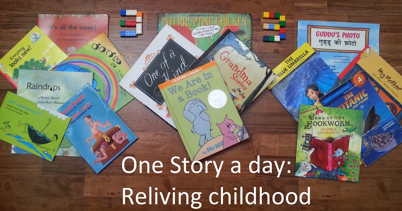 Children's books and more!