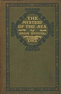 The Mystery of the Sea , I ed. USA, Doubleday, 1902, copertina