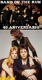 ESPECIAL 'BAND ON THE RUN, 40 ANIVERSARIO'