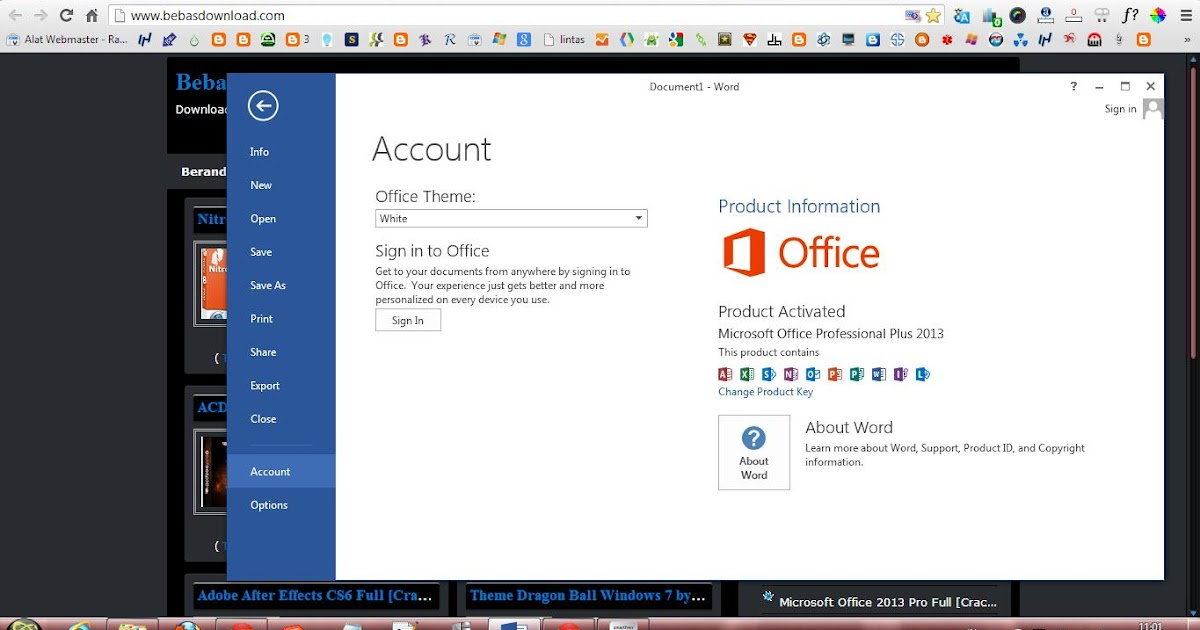 Microsoft office 2013 professional plus full serial keygen - Office 2013 full crack free download ...