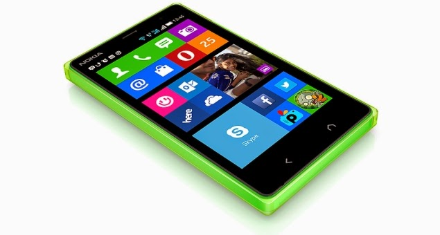 Nokia x2 review and specifications