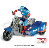 Steve Rogers' bike