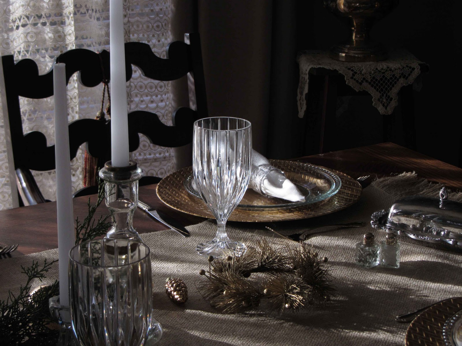 Creative journeys new year s day buffet tablescape