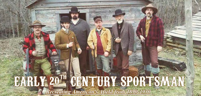 Early 20th Century Sportsman
