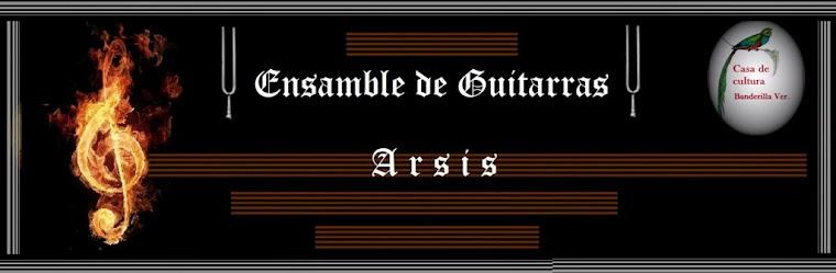"""Ensamble de Guitarras """"Arsis"""""""