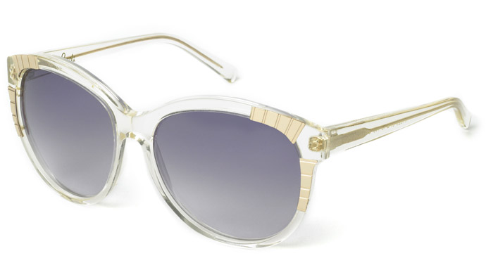 Heidi London, hello the world: 2011 sunglasses - H1020 in crystal