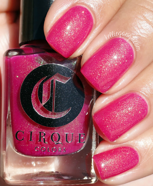 Cirque Colors Dear Dahlia