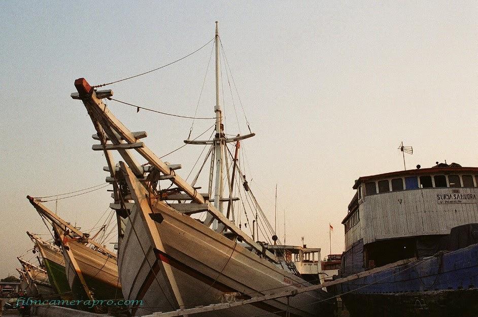Old Boat at Sunda Kelapa