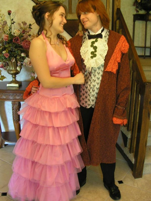 The Incredible Stuffs: Ron and Hermione go to Prom