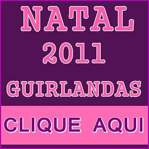 CRIAÇÕES para o NATAL Guirlandas e Velas
