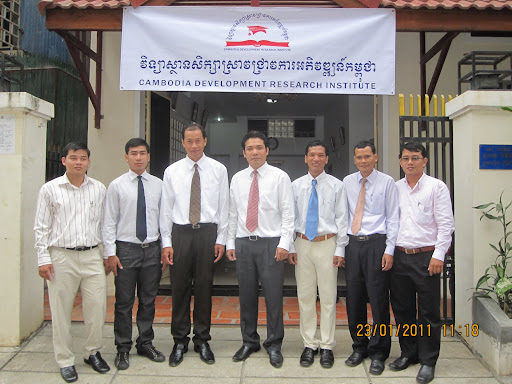 Samsung Group and Cambodian Mekong University