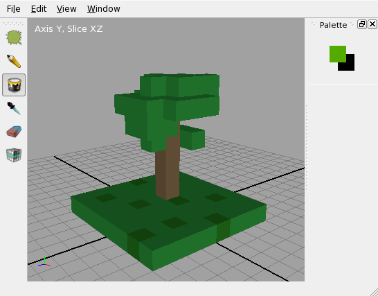 F L A S W F Open Source And Free Voxel Editors