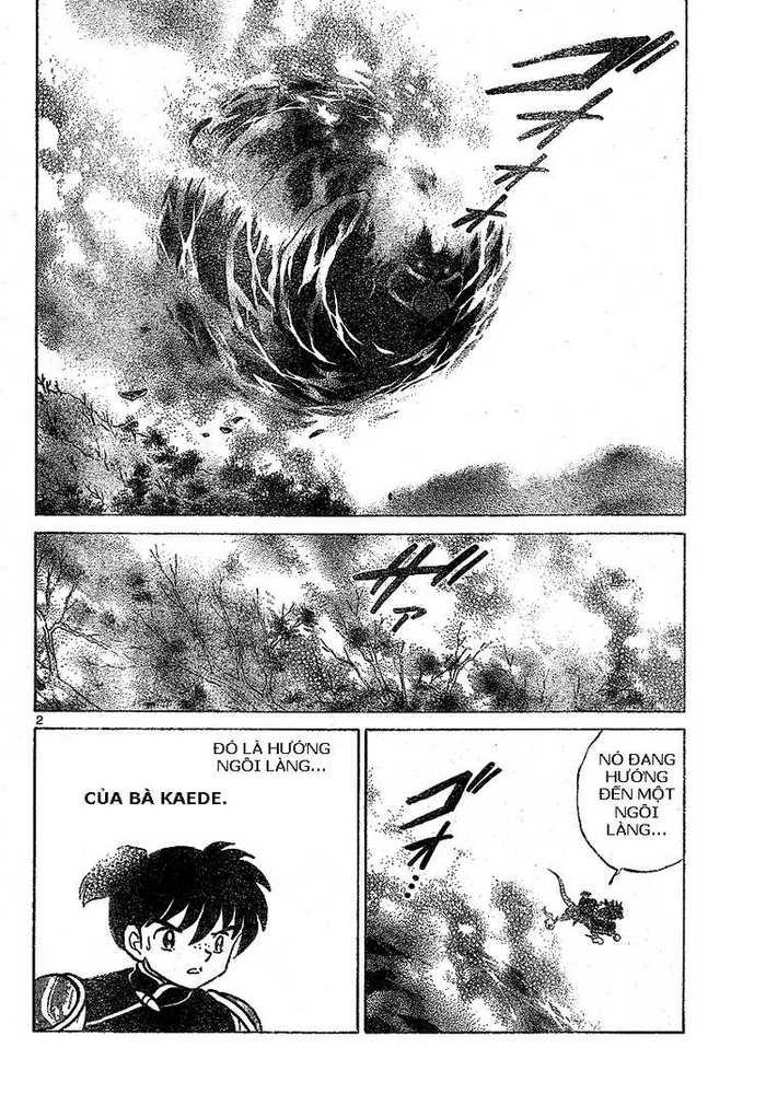 Inuyasha-Khuyển Dạ Xoa-Bản Đẹp chap 518 Trang 2