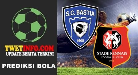 Prediksi Bastia vs Rennes