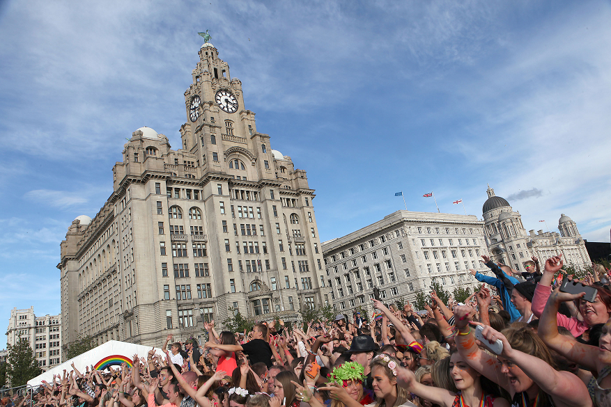 Liverpool Pride 2104 Tickets On Sale