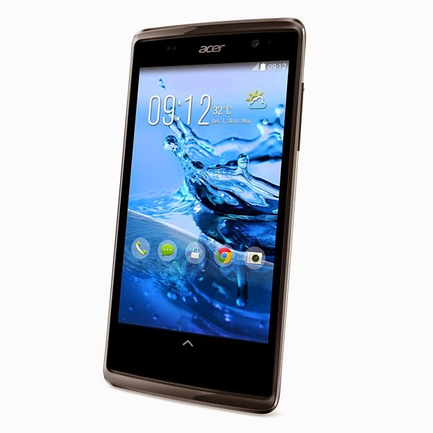 Harga HP ACER Liquid Z500 - Black