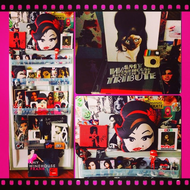 Amy Winehouse Item Collection