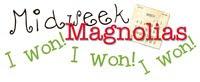 Winnaar bij Midweek Magnolia's