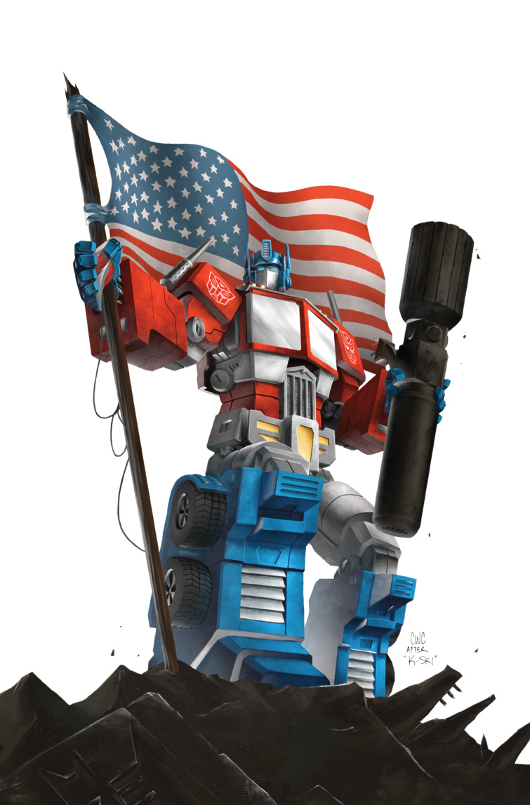 Chat Thread - Page 33 Optimus+Prime+American+Flag