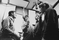 The Beach Boys in the studio image