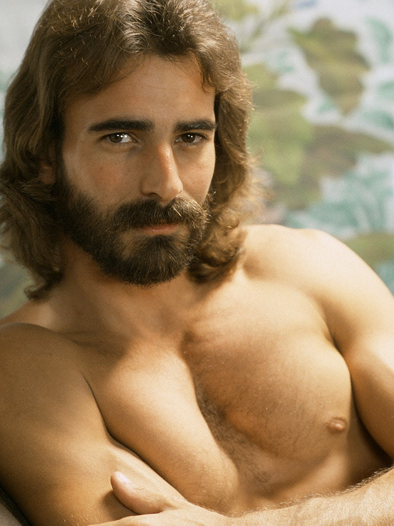 Gay porn stars with long hair