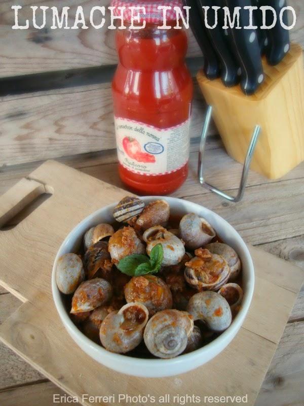 ogni riccio un pasticcio blog di cucina lumache in