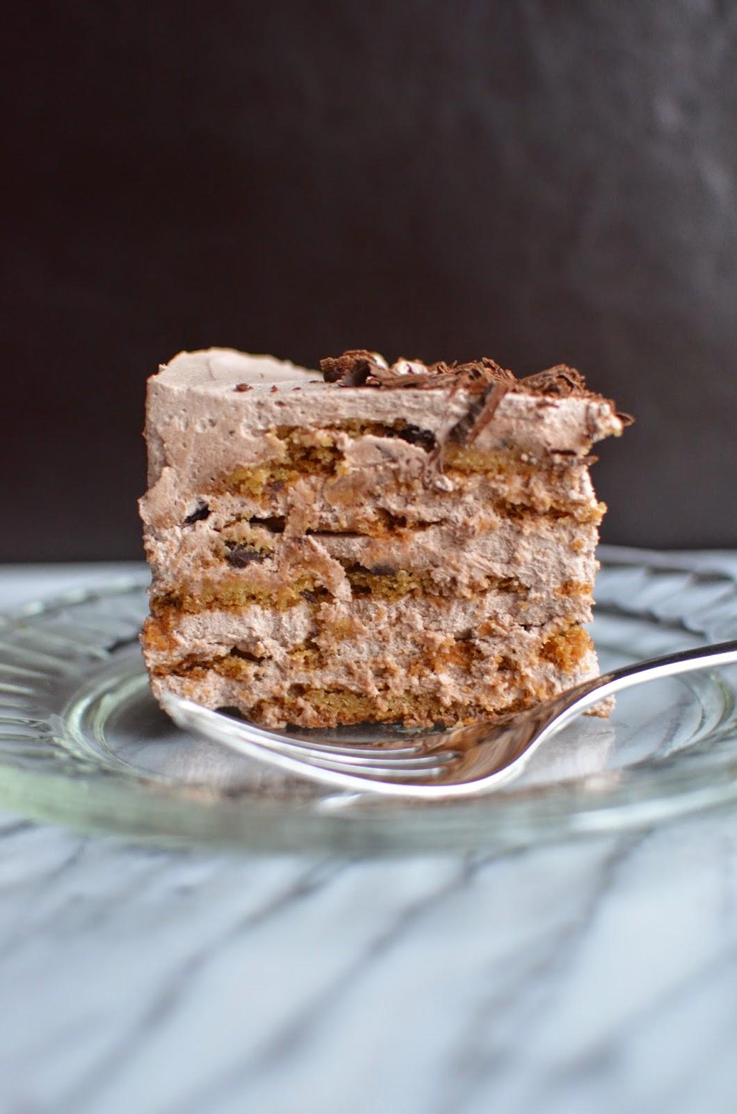 Ina Garten Icebox Cookie Cake