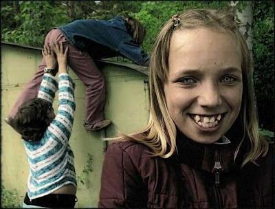 terror niñas