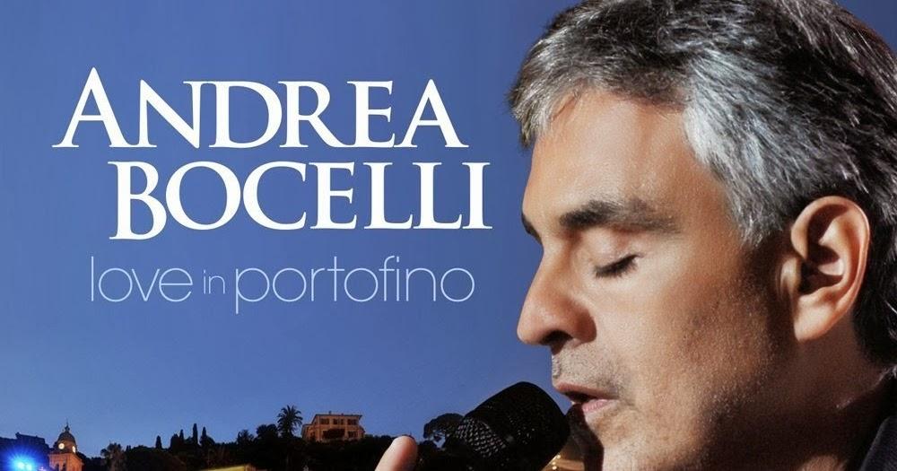 Notas Musicais: 'Love In Portofino', Ao Vivo De Bocelli