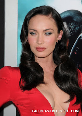 Megan Fox New Hair
