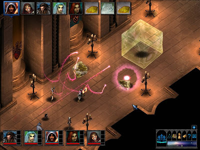 Temple of Elemental Evil Screenshots 1