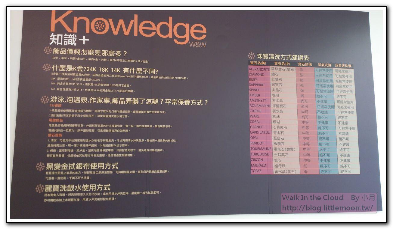 保養知識+ 與珠寶清洗方式建議表