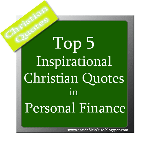 Top 5 Personal Finance in the Bible