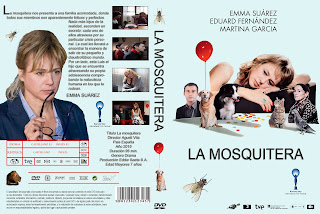 Сетка от комаров / La mosquitera.